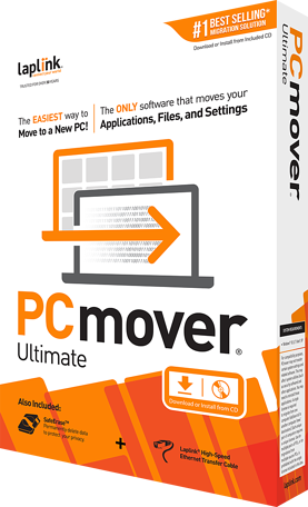 PCmover Ultimate Box